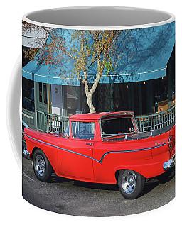 Ranchero Red Coffee Mug