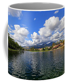 Rancho Santa Margarita Lake Coffee Mug