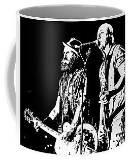 Rancid - Lars And Tim Coffee Mug