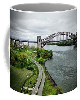 Randall's Island To Hellgate Coffee Mug