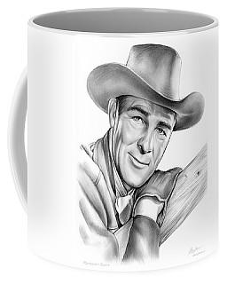 Randolph Scott Coffee Mug