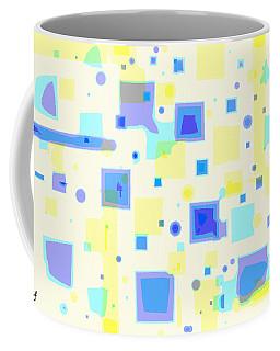 Random Blips Coffee Mug