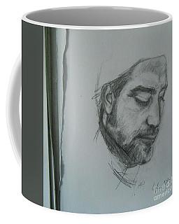 Random Sketch #5 Coffee Mug
