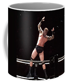 Randy Orton Wrestler Coffee Mug