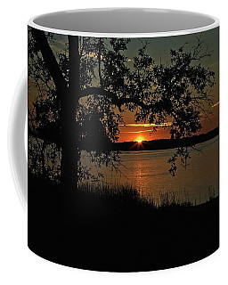 Roanoke Island Sunset Coffee Mug