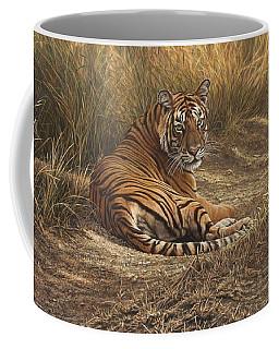 Ranthambore Roadblock Coffee Mug