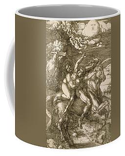 Rape Of Prosperpina Coffee Mug