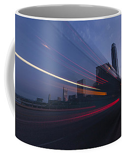 Rapid Transit Coffee Mug
