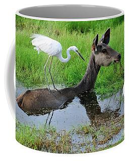Rapport  Coffee Mug by Manjot Singh Sachdeva