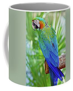 Rapsody In Blue Coffee Mug
