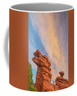 Rapt With Joy At The Presence Of Such Splendor  Coffee Mug
