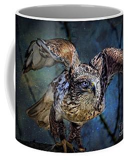 Raptor Hunter Coffee Mug