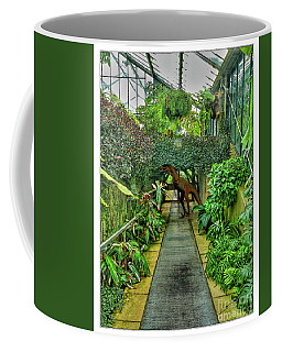 Raptor Seen In Kew Gardens Coffee Mug