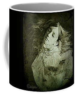 Coffee Mug featuring the digital art Rapture by Delight Worthyn