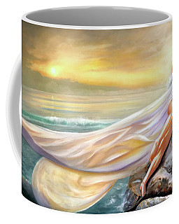 Rapture In Midst Of The Sea Coffee Mug