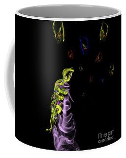 Rapunzel's Magic Flower Braid Coffee Mug