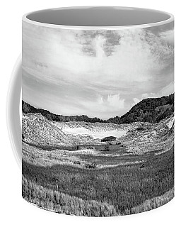 Rare Ecosystem Black And White Coffee Mug