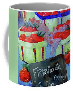 Raspberries Provencal  Coffee Mug