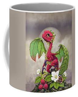 Raspberry Dragon Coffee Mug