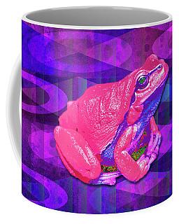 Raspberry Frog Coffee Mug