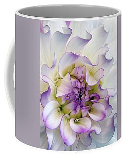 Raspberry And Cream Coffee Mug