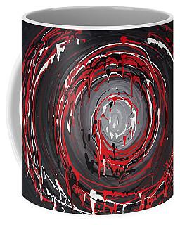 Raspberry Swirls Coffee Mug