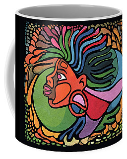 Rasta Queen Coffee Mug