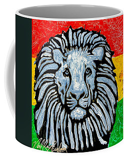 Rastafari Lion Coffee Mug