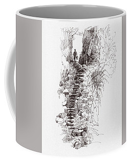 Rat Road Coffee Mug