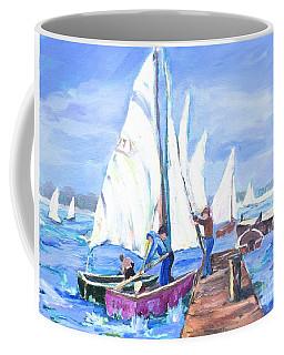 Rather Be Sailing Coffee Mug