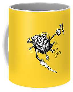 Rats In Space Coffee Mug