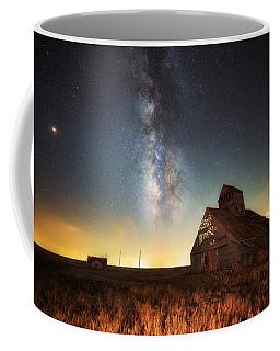 Rattlesnake Silo Barn Coffee Mug