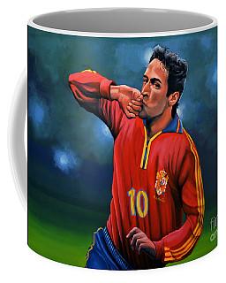 Raul Gonzalez Blanco Coffee Mug