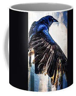 Raven Attitude Coffee Mug