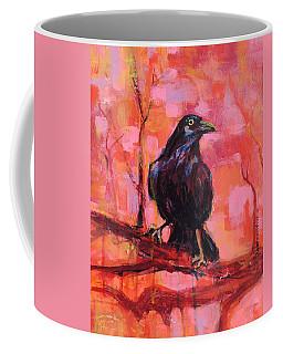 Raven Bright Coffee Mug