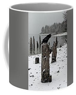 Raven Call Coffee Mug