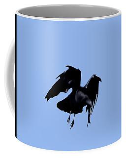 Raven Flight Coffee Mug