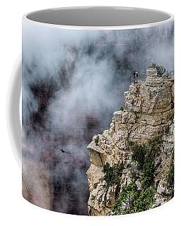 Raven Knows The Canyon Magic Coffee Mug