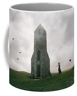 Raven Queen Coffee Mug