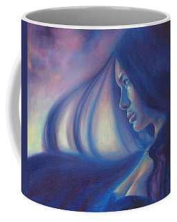 Raven Sunrise Coffee Mug
