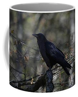 Raven - The Dark Bird Coffee Mug