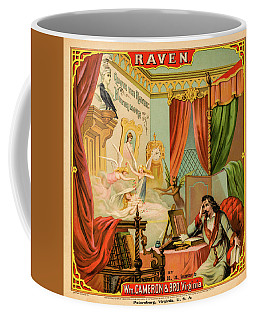 Raven Tobacco Coffee Mug