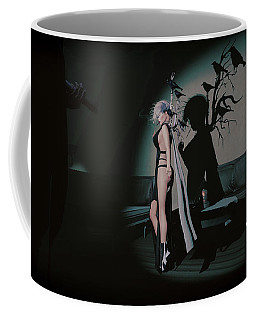 Raven Vii Coffee Mug