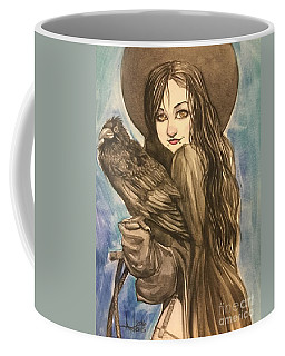 Raven Witch Coffee Mug