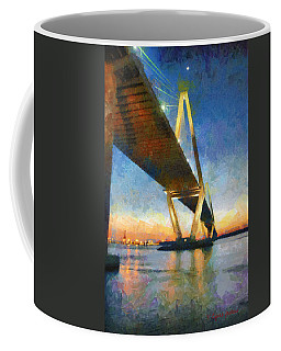 Ravenel Bridge Coffee Mug