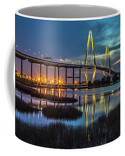 Ravenel Bridge Reflection Coffee Mug