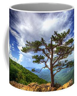 Ravens Roost Tree Coffee Mug