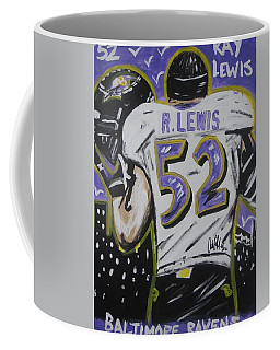 Ray Ray Coffee Mug