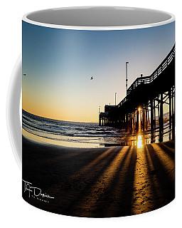 Rays Of Evening Coffee Mug