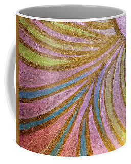 Rays Of Hope Coffee Mug by Rachel Hannah